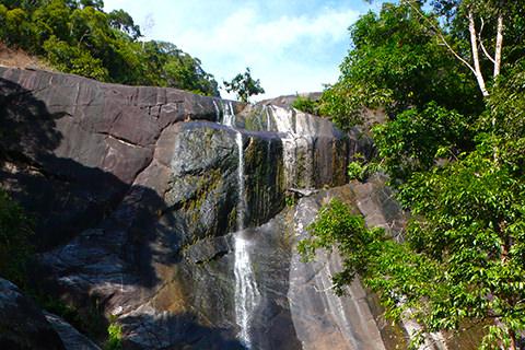 Seven Wells Waterfall, Langkawi
